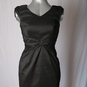 New White House Black Market little black dress 4